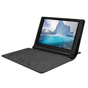 Safe PU kožené puzdro pre tablet Lenovo Yoga Tab 3 8.0 - čierné - 5