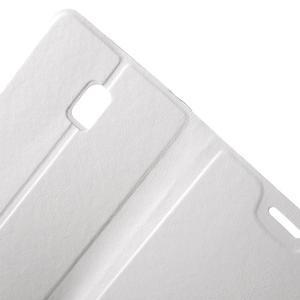 Horse peňaženkové puzdro pre Lenovo Vibe P1 - bielé - 5