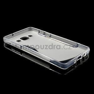 Gélové s-line puzdro pre Samsung Galaxy A5 - transparentný - 5