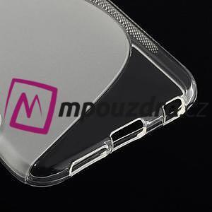Gélové s-line puzdro na Samsung Galaxy S6 - transparentný - 5