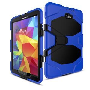 Armory 3v1 odolný obal na tablet Samsung Galaxy Tab A 10.1 (2016) - modrý - 5