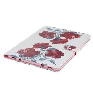 Emotive puzdro pre tablet Samsung Galaxy Tab S2 9.7 - kvety - 5