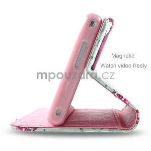 Peňaženkové puzdro na mobil Sony Xperia M2 - Eifellova veža - 5
