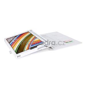 Ochranné puzdro na Lenovo Yoga Tablet 2 10.1 - biele - 5