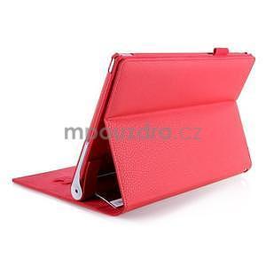 Ochranné puzdro pre Lenovo Yoga Tablet 2 10.1 - červené - 5