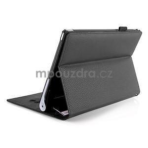 Ochranné puzdro pre Lenovo Yoga Tablet 2 10.1 - čierne - 5