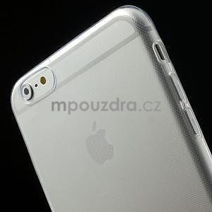 Ultratenký transparentný obal pre iPhone 6 Plus a 6s Plus - 5