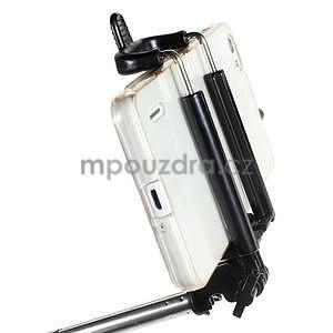 GX automatická selfie tyč so spínačom - čierná - 5