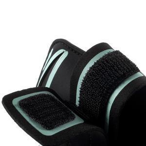Fittsport pouzdro na ruku pro mobil do rozměrů 143.4 x 70,5 x 6,8 mm - šedé - 5
