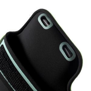 Fittsport puzdro na ruku pre mobil do rozmerov 143.4 x 70,5 x 6,8 mm - zelené - 5