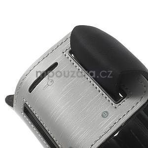 Jogy bežecké puzdro na mobil do 125 x 60 mm - šedé - 5