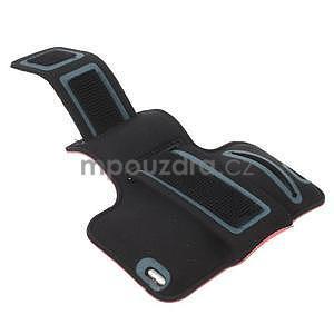 Gymfit športové puzdro pre telefón do 125 x 60 mm - červené - 5