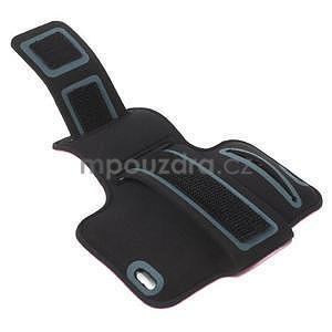 Gymfit športové puzdro pre telefón do 125 x 60 mm - rose - 5