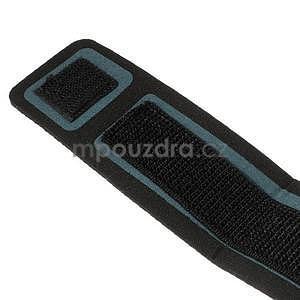 Soft puzdro na mobil vhodné pre telefóny do 160 x 85 mm -  šedé - 5