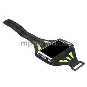 Fit puzdro na mobil až do veľkosti 160 x 85 mm - zelené - 5