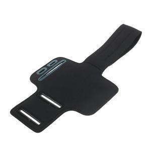 Fitsport puzdro na ruku pre mobil do veľkosti až 145 x 73 mm - šedé - 5