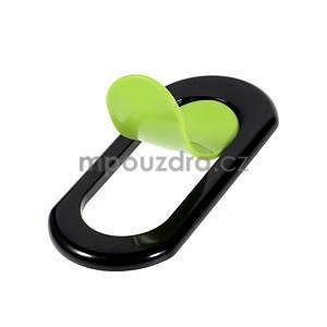Polohovatelný stojánek na mobil, zelený - 5