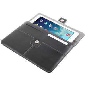 Business univerzální pouzdro na tablet do rozměru 226 x 149 mm - černé - 5