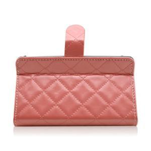 Luxury univerzálne puzdro pre mobil do 148 x 76 x 21 mm - ružové - 5
