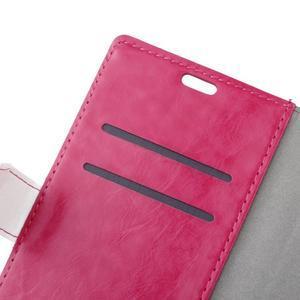 Colory knížkové pouzdro na Lenovo K5 Note - rose - 6