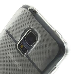 Gelové pouzdro na Samsung Galaxy S5 mini G-800- vesta transparentní - 6