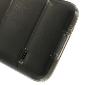 Gélové puzdro na Samsung Galaxy S5 mini G-800- vesta šedá - 6