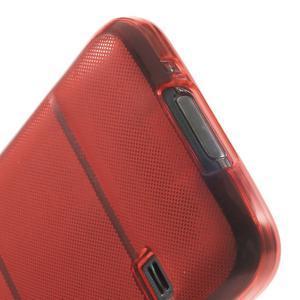 Gélové puzdro pre Samsung Galaxy S5 mini G-800- vesta červená - 6