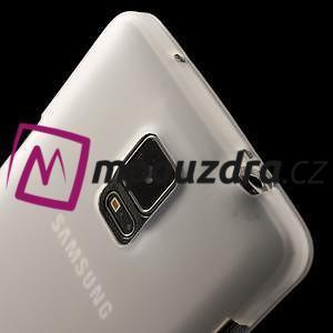 Gélové puzdro na Samsung Galaxy Note 4- transparentný - 6