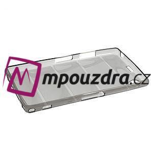 Gélové Body puzdro na Sony Xperia Z1 C6903 - šedé - 6