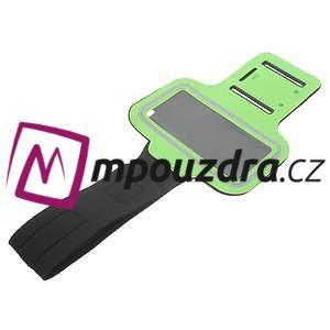 BaseRunning puzdro na ruku pre telefony do 125*60 mm - zelené - 6