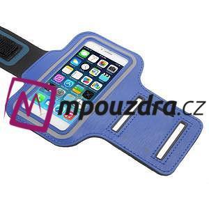 BaseRunning puzdro na ruku pre telefony do 125*60 mm - modré - 6
