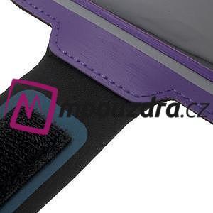 BaseRunning puzdro na ruku pre telefony do 125*60 mm - fialové - 6