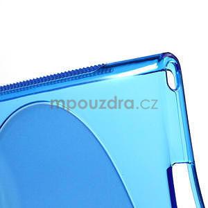 Gélové S-line puzdro pre Nokia Lumia 1020- modré - 6