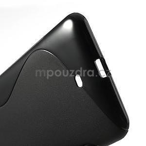 Gélové S-line puzdro pre Nokia Lumia 1320- čierné - 6
