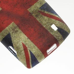 Gélové puzdro na Nokia Lumia 520- vlajka - 6