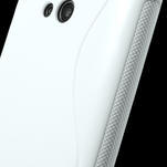 Gélové S-line puzdro pre Nokia Lumia 625- biele - 6/7