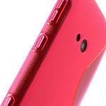 Gélové S-line puzdro pre Nokia Lumia 625- ružové - 6/6