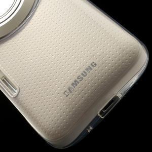 Gélové Ultraslim puzdro na Samsung Galaxy K Zoom- transparentný - 6