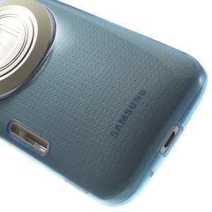 Gélové Ultraslim puzdro pre Samsung Galaxy K Zoom- modré - 6