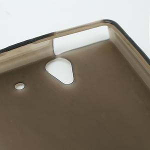 Gélové puzdro pre Sony Xperia Z L36i C6603- sivé - 6