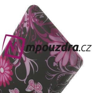 Gélové puzdro na Sony Xperia M2 D2302 - motýlci - 6