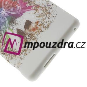 Gélové puzdro na Sony Xperia M2 D2302 - motýl - 6