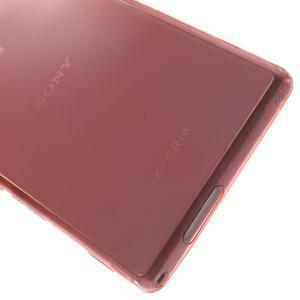 Gélové Ultraslim puzdro na Sony Xperia M2 D2302- červené - 6
