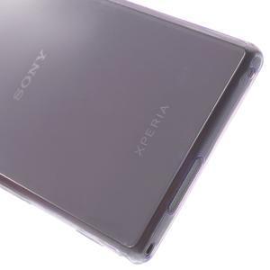 Gélové Ultraslim puzdro pre Sony Xperia M2 D2302- fialové - 6