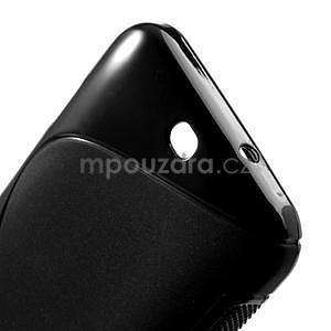 Gélové S-line puzdro pre HTC Desire 200- čierné - 6