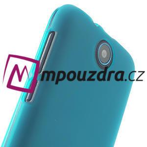 Gélové puzdro pre HTC Desire 310- svetlo modré - 6