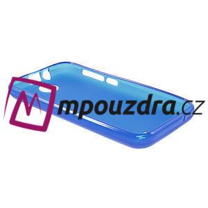 Gélové puzdro pre HTC Desire 310- modré - 6