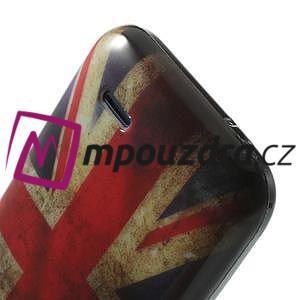 Gélové puzdro pre HTC Desire 310- UK vlajka - 6