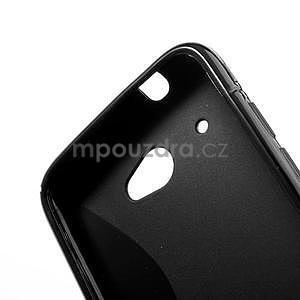 Gelove S-line puzdro pre HTC Desire 601- čierné - 6