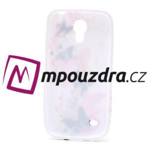 Gelové pouzdro pro Samsung Galaxy S4 mini i9190- vlající motýl - 6